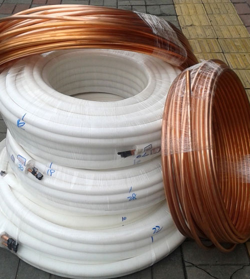 Type K Copper Tubing