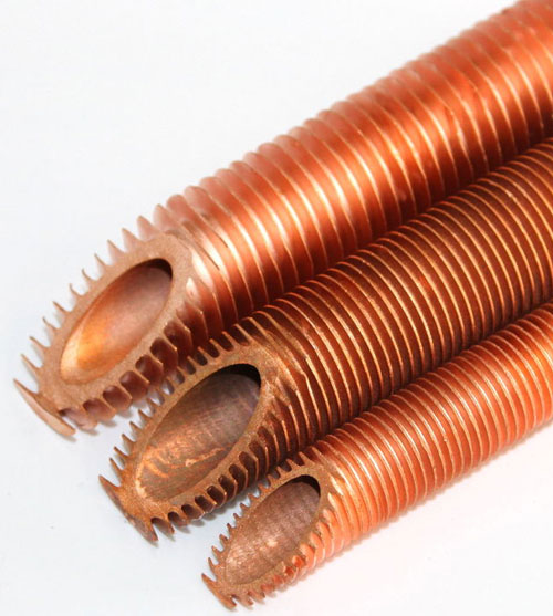 Copper Fin Tubes