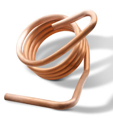 90/10 Copper Nickel Fuel Pipe