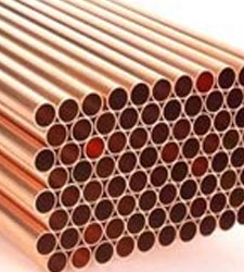 ASTM B466 90/10 Cupro Nickel Seamless Pipes