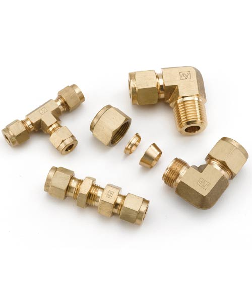 Copper Nickel Hydraulic Tube Fittings
