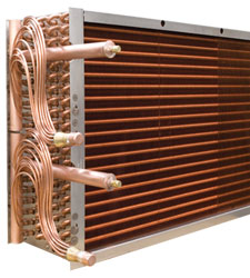 Copper Nickel Evaporator Coils