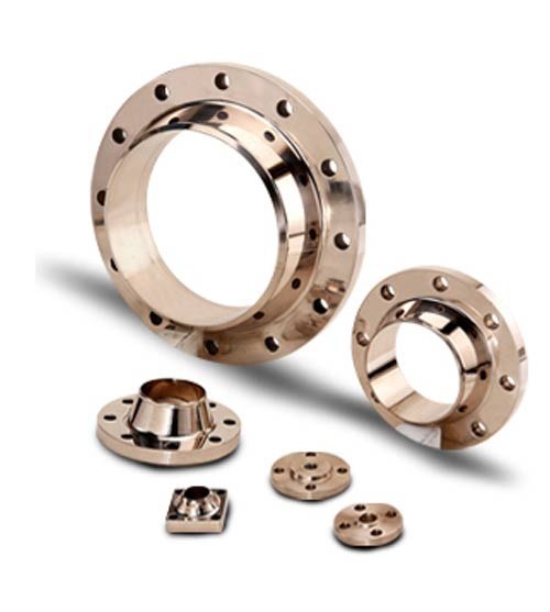Cupro Nickel Composite Flanges