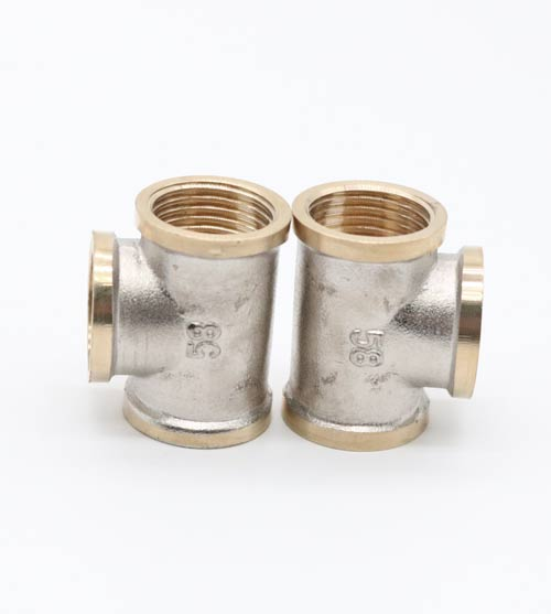 Copper Nickel Threaded Pipe Fittings