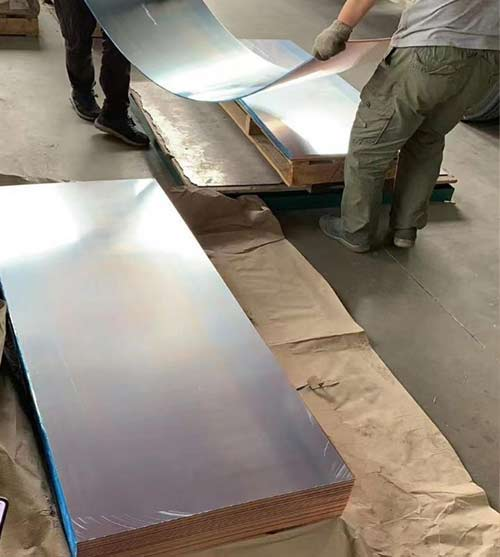 C101 Copper Sheet