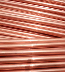 Copper Nickel 90/10 fin tube