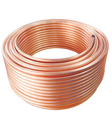 Copper Nickel Level Wound Coils