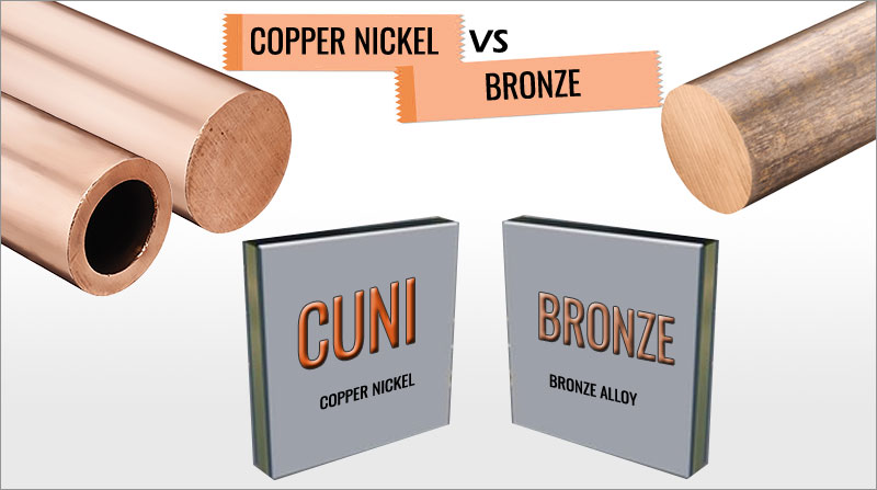 Copper Nickel vs Bronze
