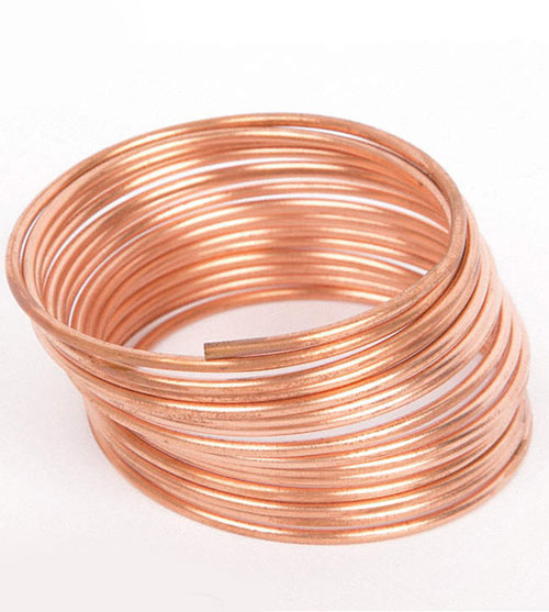 ASTM B743 Copper Coil Tube