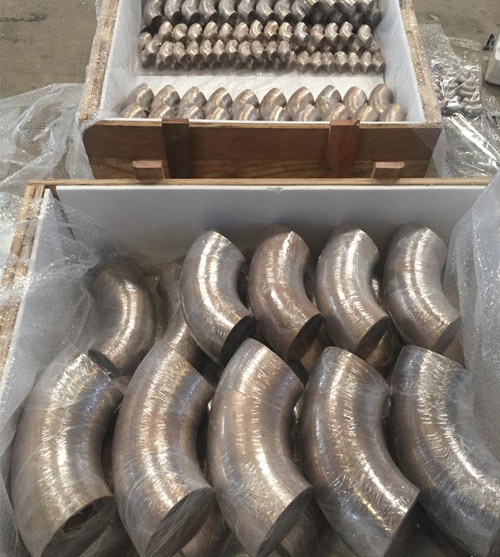 Cupro Nickel Pipe Fittings manufacturers in India