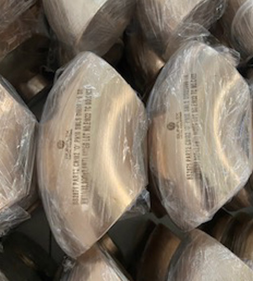 Cu-Ni Seamless Pipe Fittings