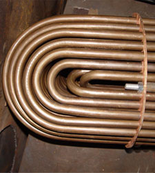 Copper Nickel Heater Tube