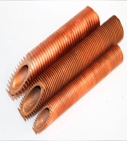 Internally Grooved Copper Pipe