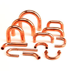 Copper Nickel Pipe Bend