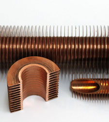 Copper Nickel 90/10 Evaporator Tubes