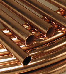 Copper Nickel 90/10 tubing for fuel
